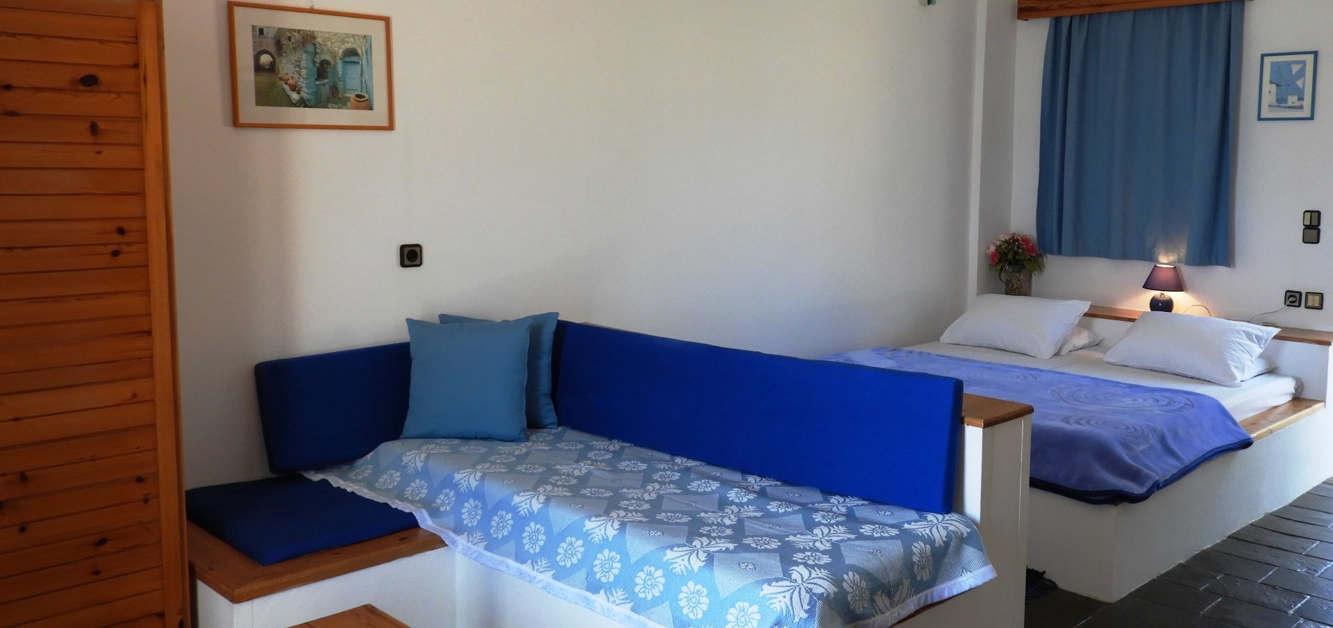 RENT STUDIOS APARTMENTS NEAR HERAKLION CRETE